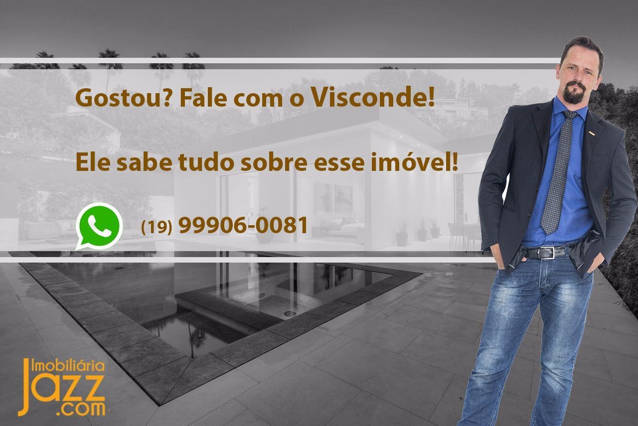 Terreno à venda, 550 m² por R$ 471 - Condomínio Villa Lobos - Paulínia/SP