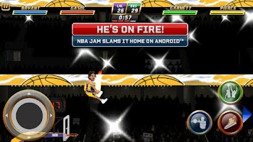 Screenshot of NBA JAM by EA SPORTS™