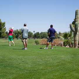 by Denise Armstrong - Sports & Fitness Golf