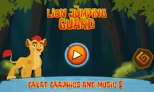 The Lion Jumping Guard - screenshot