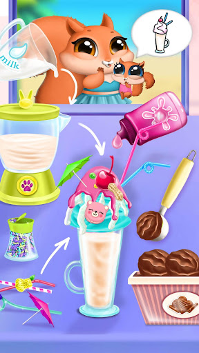Swirly Icy Pops - Surprise DIY Ice Cream Shop For PC