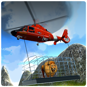 Helicopter Wild Animal Rescue For PC / Windows 7/8/10 / Mac – Free Download