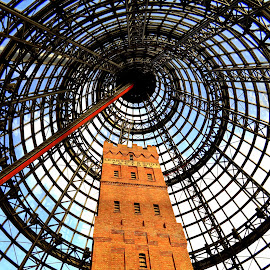 Melbourne Central by Prashant Karnath - Buildings & Architecture Public & Historical