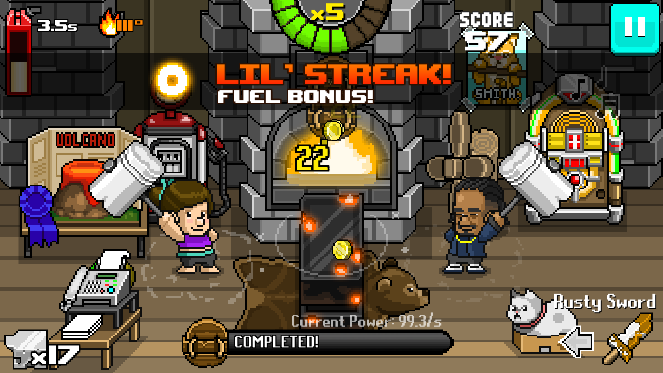 Tap Smiths Screenshot 11