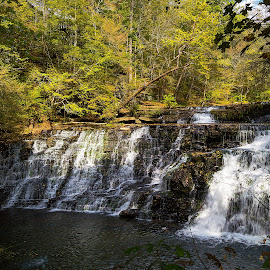 Rutledge Falls by Thomas Jones - Landscapes Waterscapes ( nature, waterscape, waterfall, tennessee, landscape, infinity prime photography )