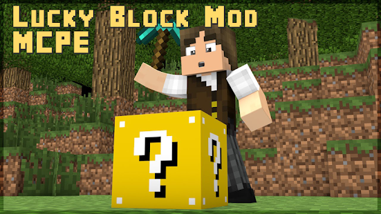 App Lucky Block Mod for MCPE apk for kindle fire