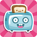 Toaster Swipe:Fun Jumping Game APK for Bluestacks