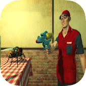 Game Fly Simulator - Man vs Flies APK for Kindle