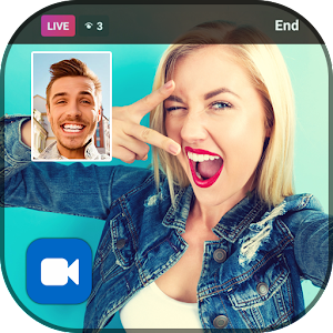 Live Video Chat - Random Video Call with Girls For PC / Windows 7/8/10 / Mac – Free Download