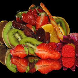 fruits,cooking and flower by LADOCKi Elvira - Food & Drink Fruits & Vegetables ( fruits )