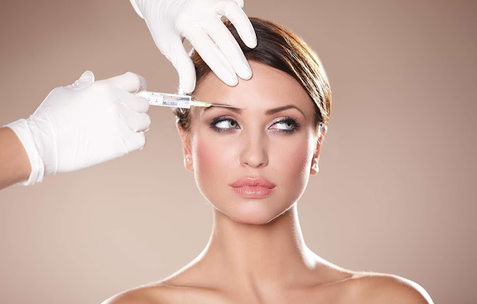 Safe Botox injections