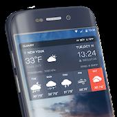 Download Clock & Weather Widget Pro APK on PC