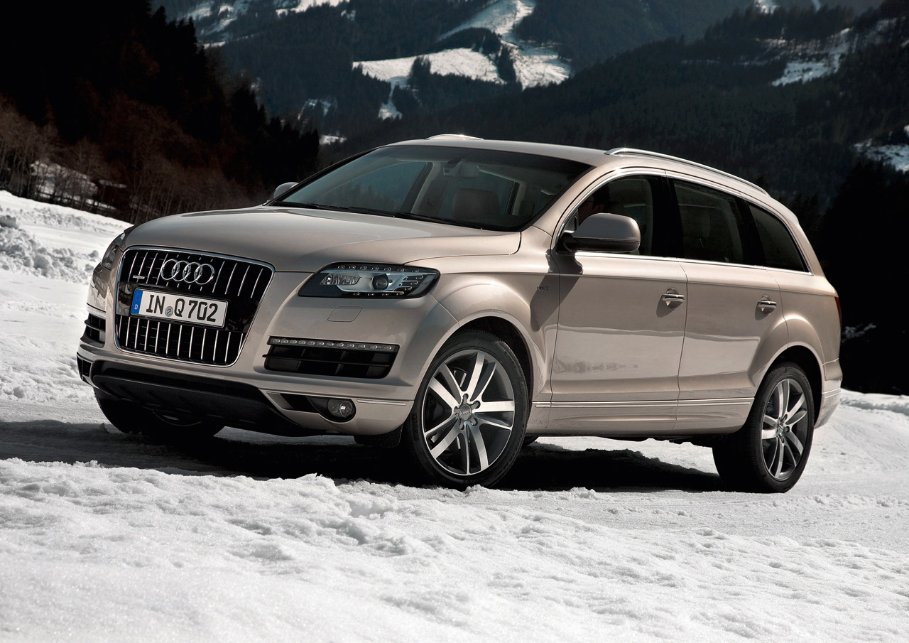 2011 Audi Q7 latest and newest