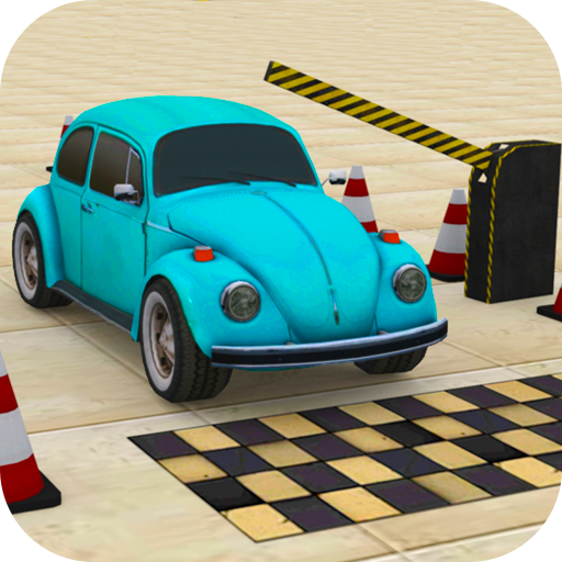 Classic Car Parking Real Driving Test APK Cracked Download