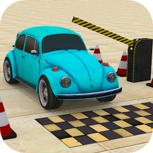 Classic Car Parking Real Driving Test For PC / Windows 7/8/10 / Mac – Free Download