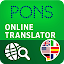 PONS Online Translator for Lollipop - Android 5.0