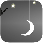 Download Stars, Moon For You Best Theme APK to PC