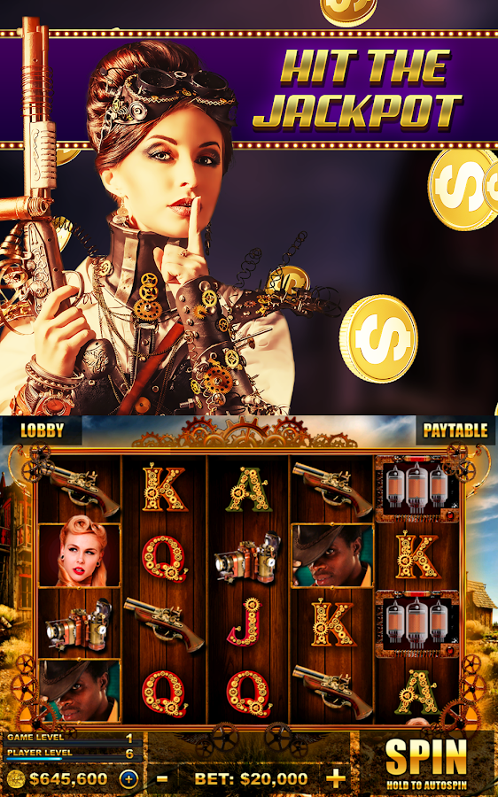 Casino Joy - Fun Slot Machines Screenshot 2