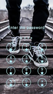 Applock Theme Vans - screenshot
