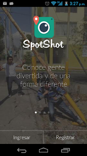Spotshot - screenshot