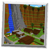 Simple Adventure MCPE map APK for Bluestacks