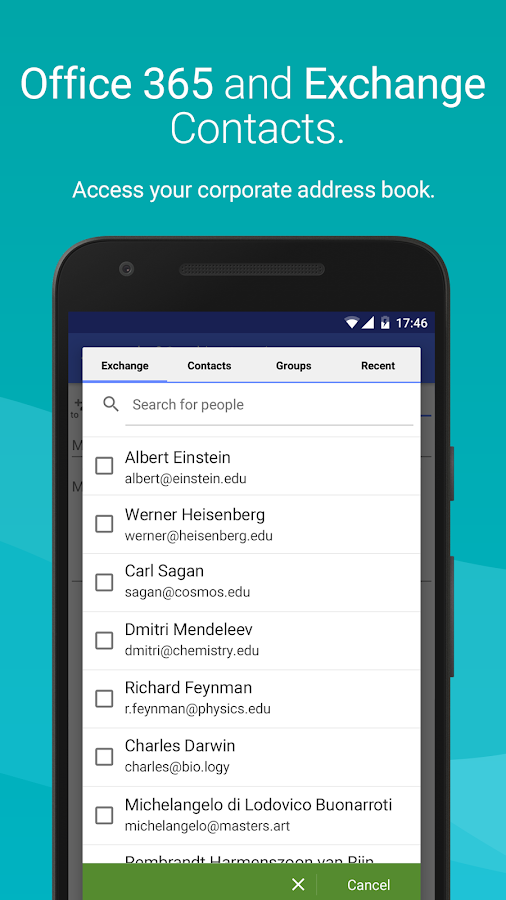 Aqua Mail - email app Screenshot 3