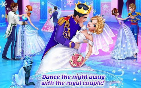 APK Game Ice Princess - Wedding Day for BB, BlackBerry