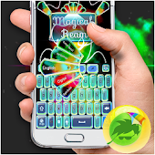 Magical Beam Keyboard APK for Bluestacks