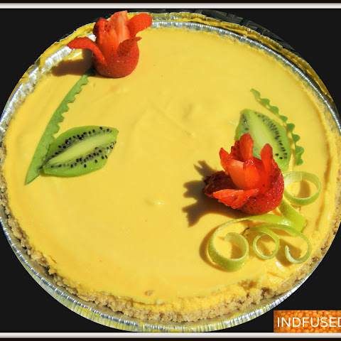 The Ambrosial Mango Pie