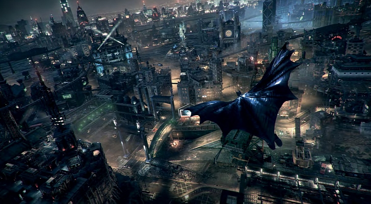 Batman: Arkham Knight's PC system specs released through Nvidia