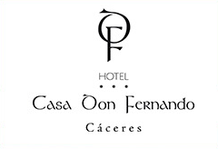 Hotel Casa Don Fernando Cáceres | Mejor Precio Online | Web Oficial