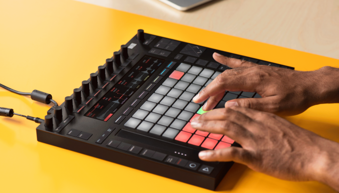 Ableton Push 2 & Live 9.7: