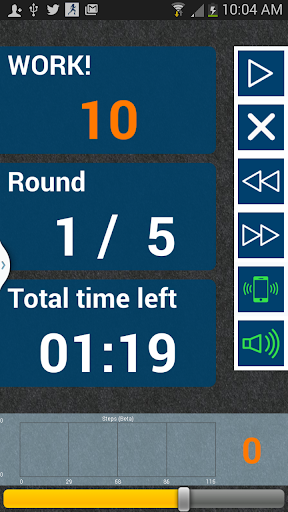 HIIT Timer - Ad Remover - screenshot