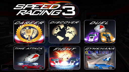 Speed Racing Ultimate 3 - screenshot