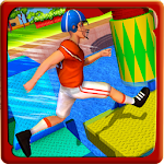 Stuntman Run : Theme Park Icon