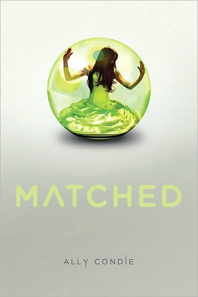 Matched — Ally Condie