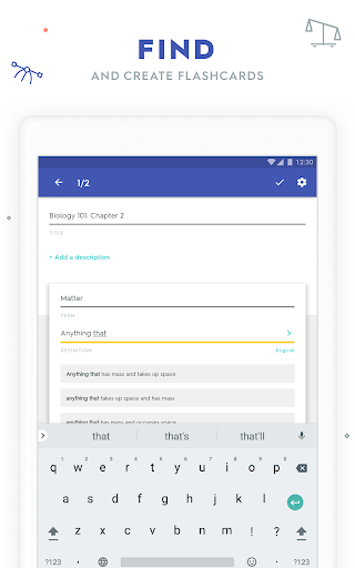 Quizlet: Learn Languages & Vocab with Flashcards screenshot 7