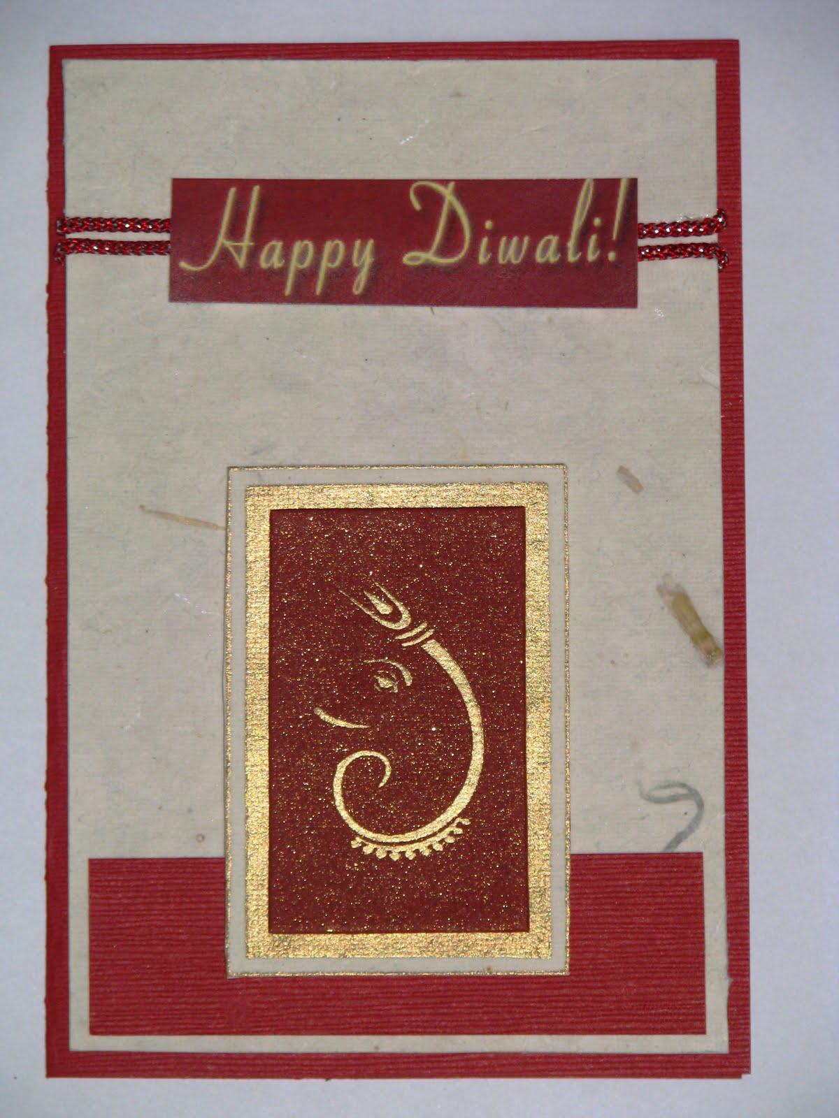 Ann-Brittany\'s blog: butterfly indian wedding card