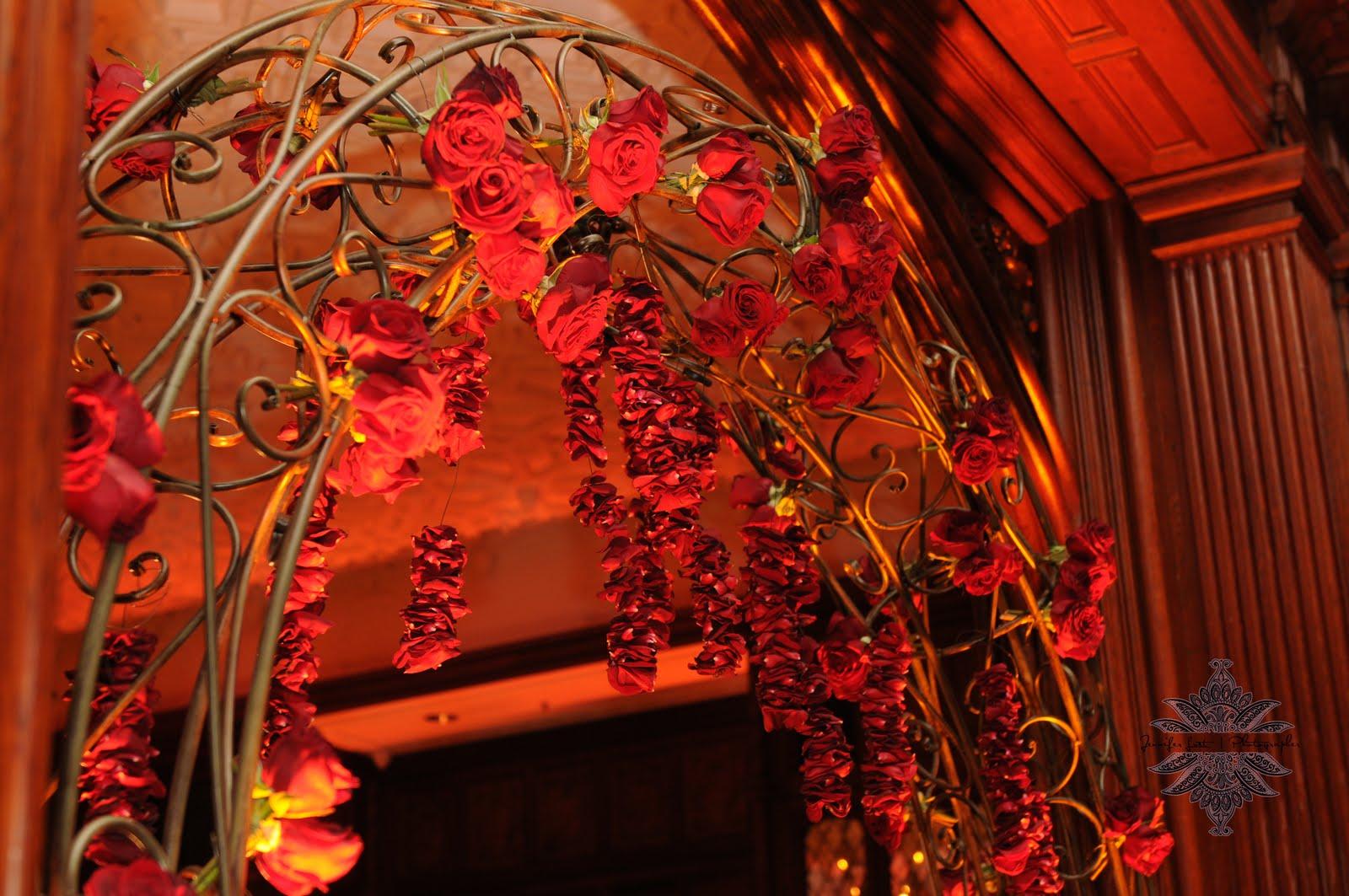 wedding florist and decor