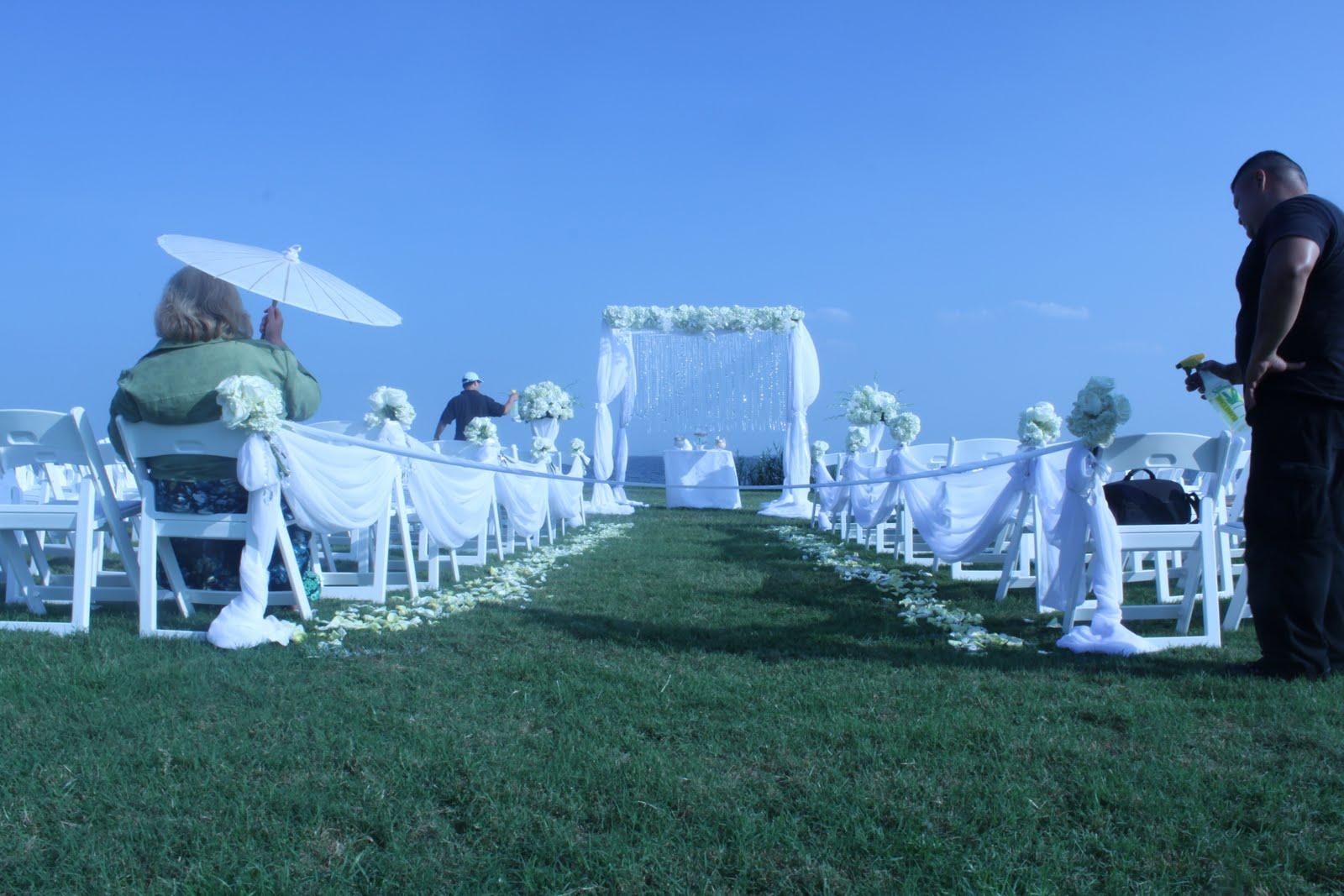 Rehoboth beach wedding with