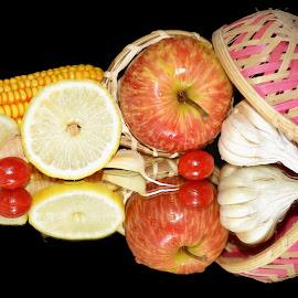 mixed beauty by SANGEETA MENA  - Food & Drink Fruits & Vegetables