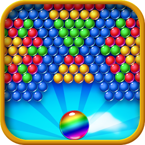 APK Game Bubble Shooter for BB, BlackBerry