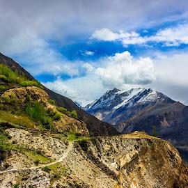 Hunza by Muhammad Awais - Landscapes Mountains & Hills ( hunza )