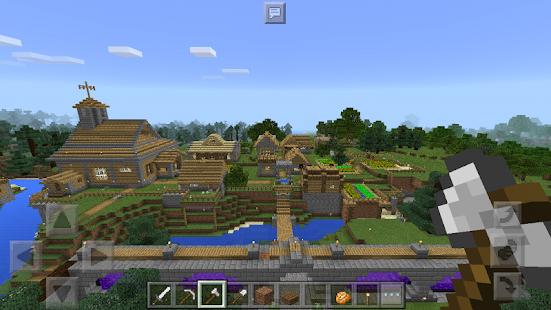 Survival Village MCPE map APK for Bluestacks