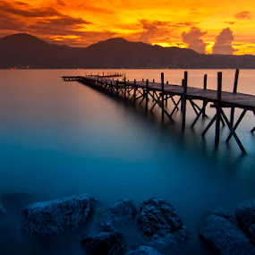 SILENT by Hajar Wisnu Dwiputra - Landscapes Beaches