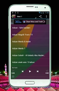 100 Best Adzan Azan Audio - screenshot