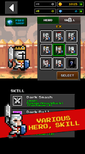 Dungeon & Pixel Hero(RetroRPG) [Mod Money]