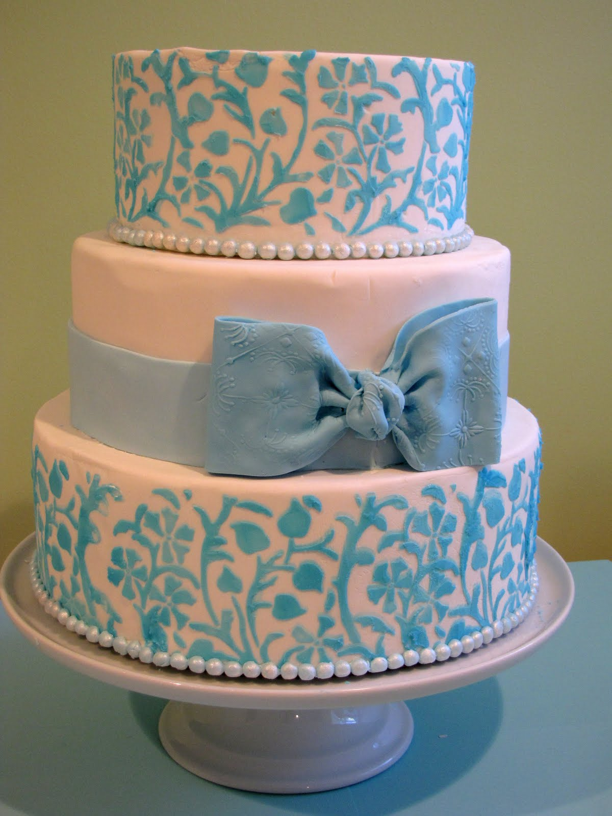 seen this beautiful cake.