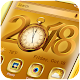Launcher Golden New Year 2018 APK