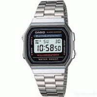 Casio Data Bank : A-168WA